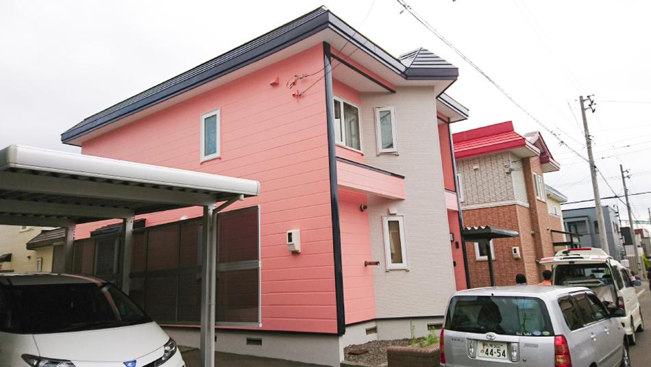 一般住宅塗装・塗り替え・リフォームのアフター