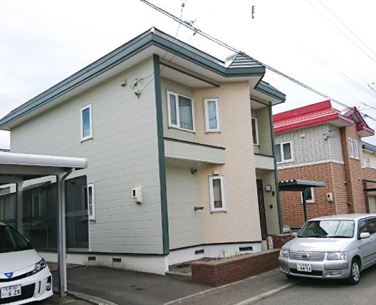 一般住宅塗装・塗り替え・リフォームのビフォー