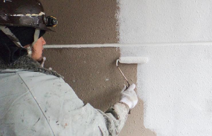 工事④ 外壁塗装