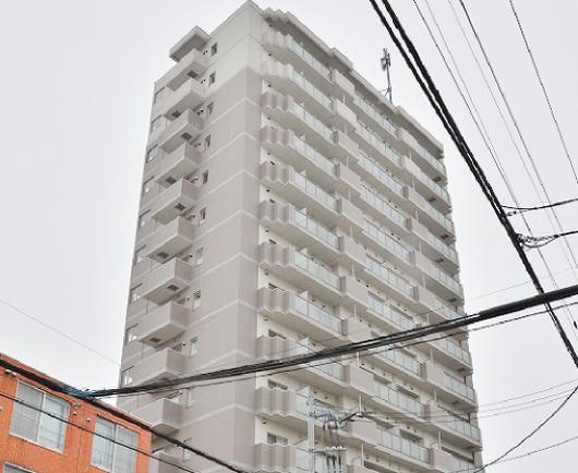 マンション・ビル塗装の豊富な実績ビフォー
